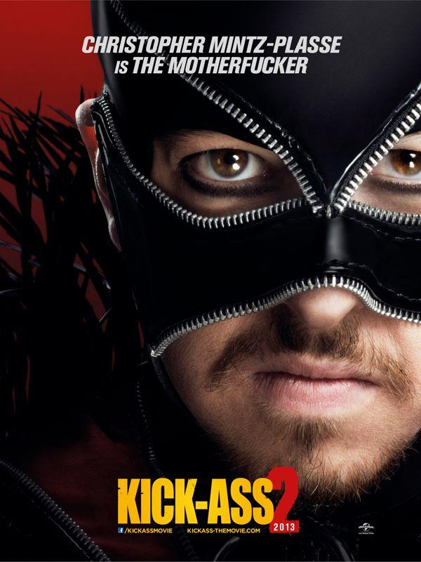 KICK-ASS 2 Character Poster The Mother F*****
