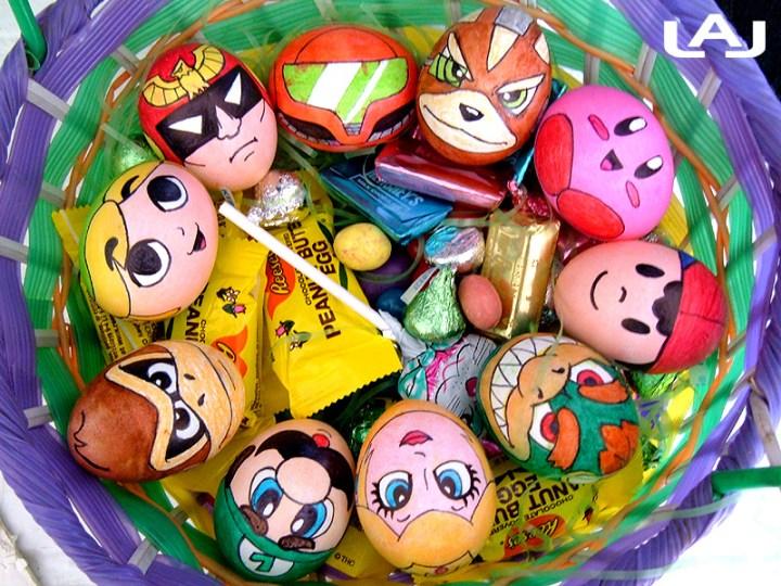 Geeky Easter Eggs