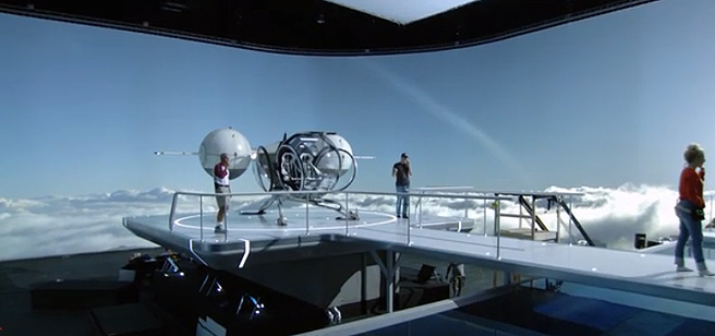 The Sky Tower Oblivion Featurette