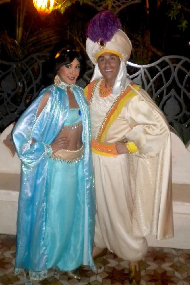 Princess Jasmine Cosplay