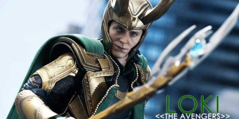 hot toys The Avengers: Loki figure