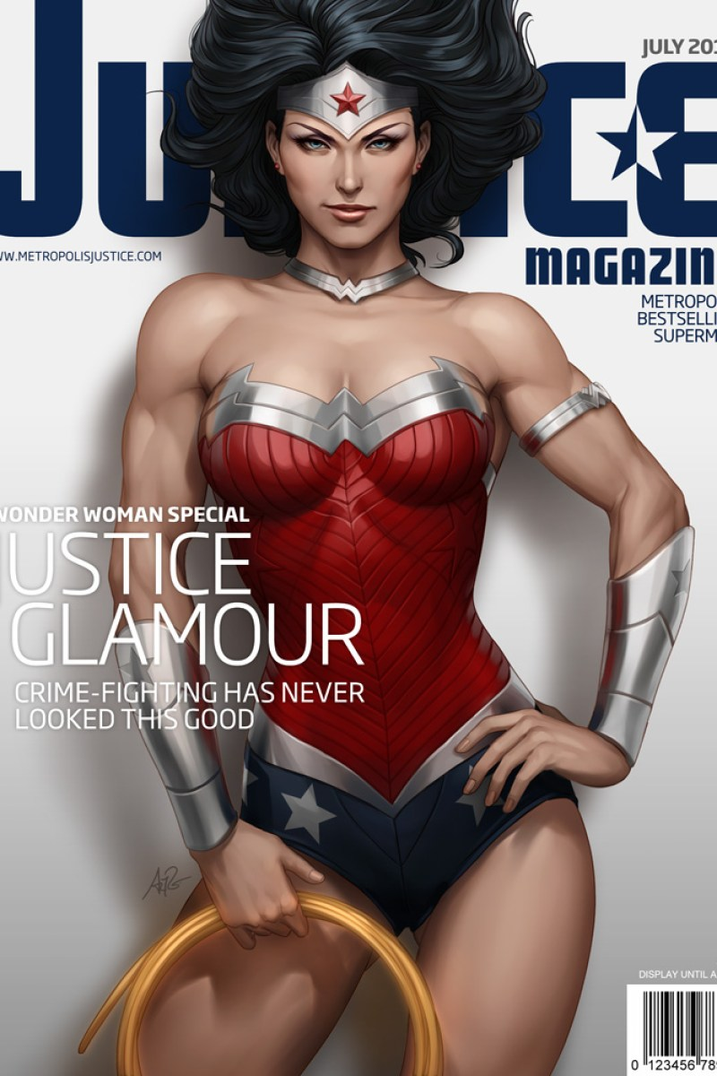 wonder woman cover pictures