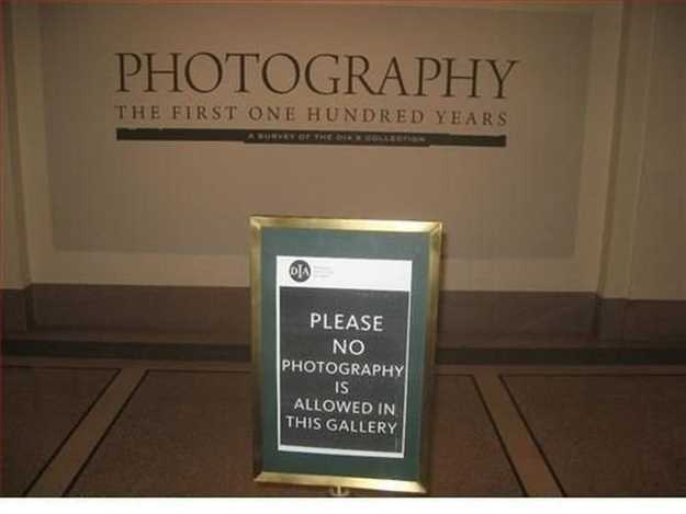 Most ironic photos