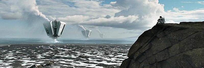 New OBLIVION Iceland Featurette