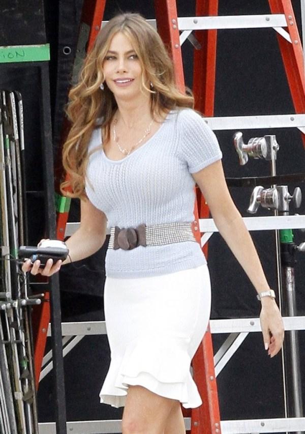 Sofia Vergara sexy pictures
