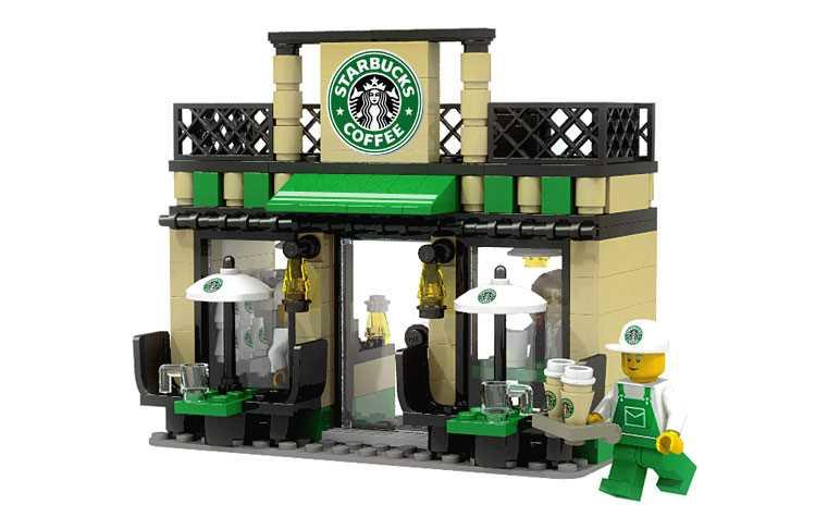 Lego Mini Shop Series