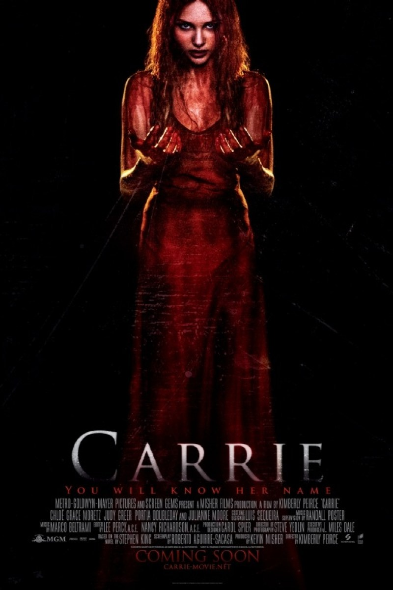 Another Gore Filled Carrie Poster