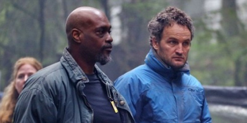 First Set Photos from DAWN OF THE PLANET OF THE APES