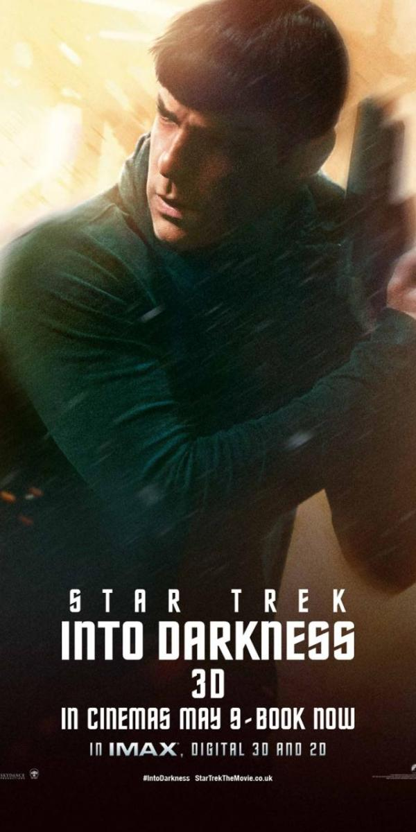 new star trek posters