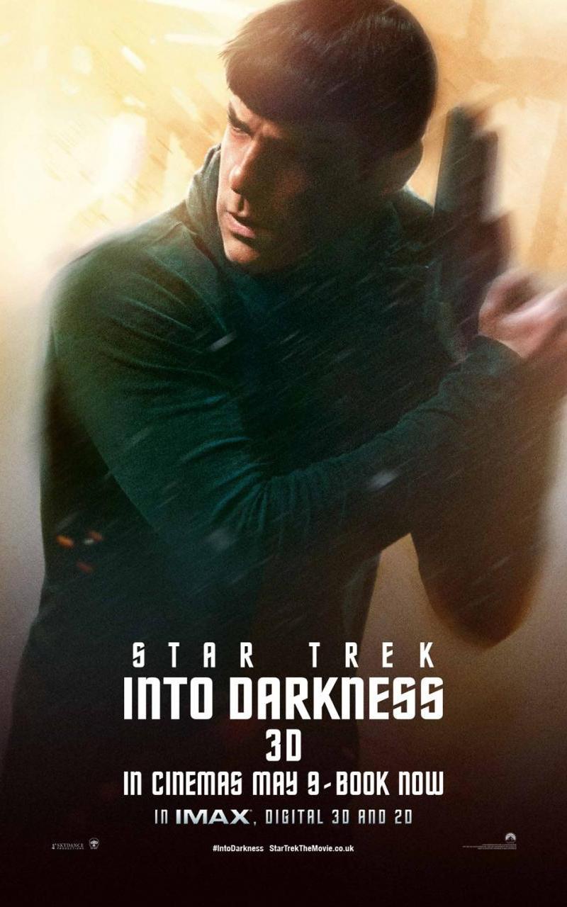 new star trek posters