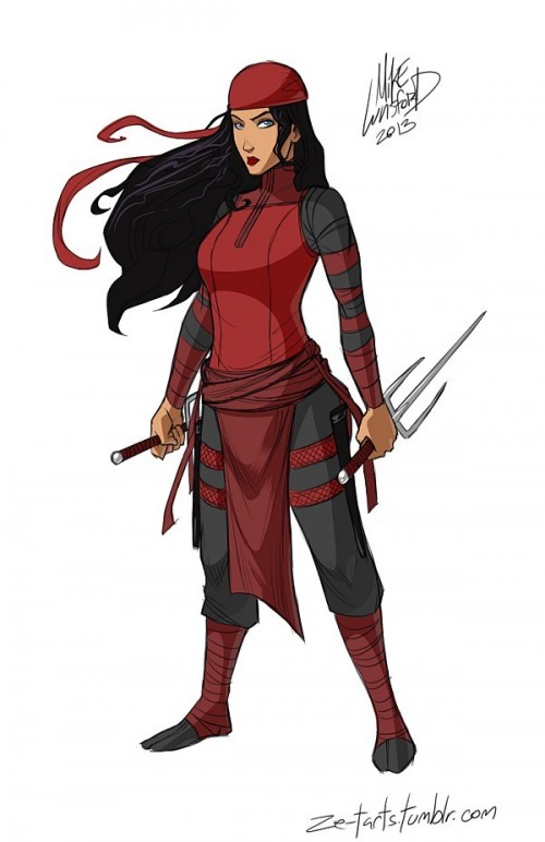 Fully Clothed Female Superheroes