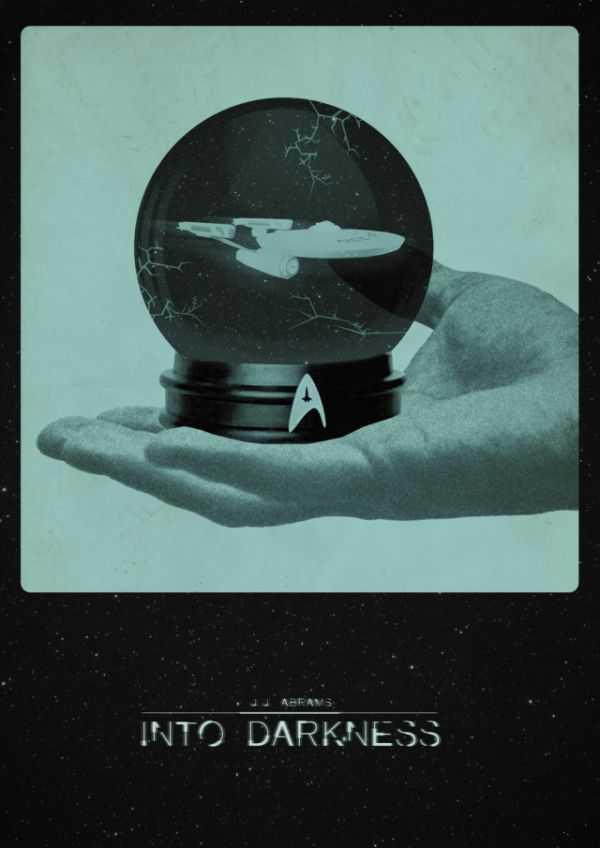 Star Trek Into Darkness Fan Made Posters