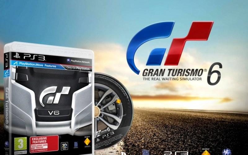 GRAN TURISMO 6 Announcement and Trailer