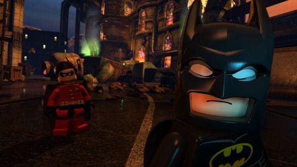 LEGO Batman DC Super Heroes Unite New Film Clip