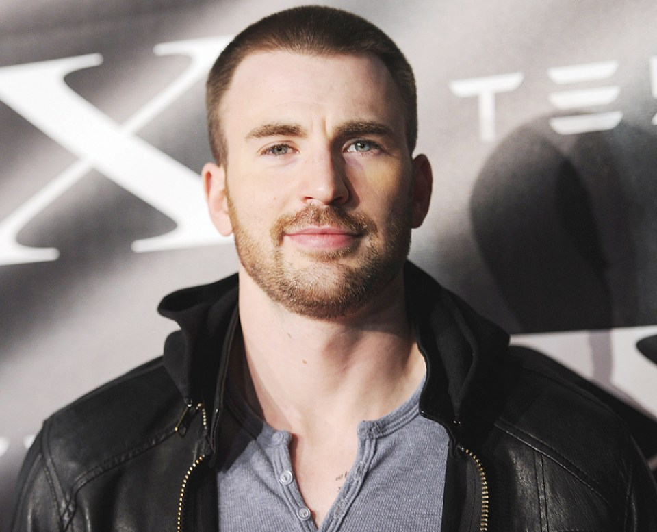 Chris Evans to Join Stephen King's THE TEN O'CLOCK PEOPLE