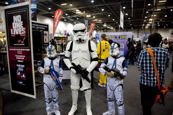 London MCM Comic-Con
