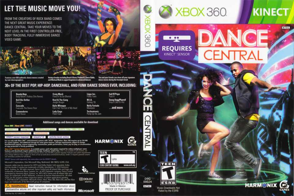 Sweat Your Gut Out with Xbox 360 Games