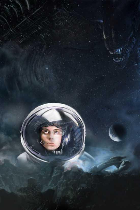 Eric Dyer: Alien