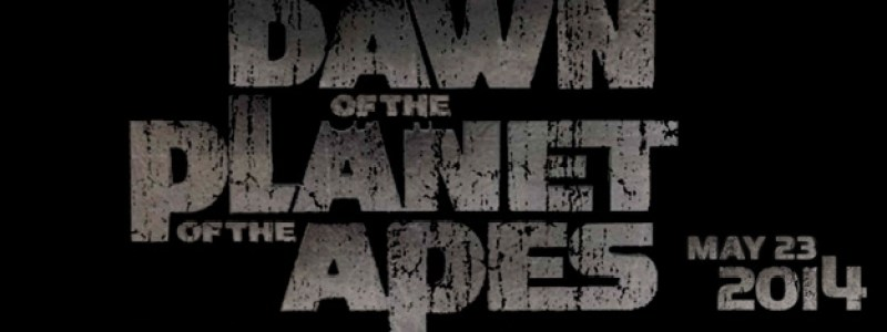 Dawn of the Planet of the Apes Logo unveiled