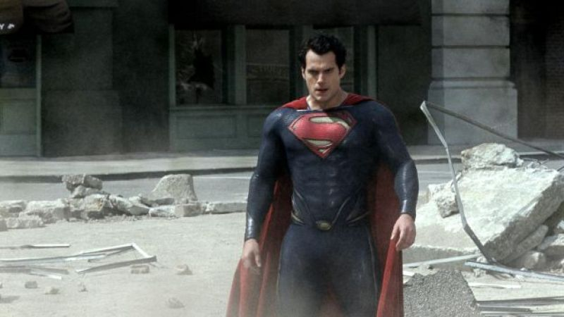 Hardees Man Of Steel Commercial