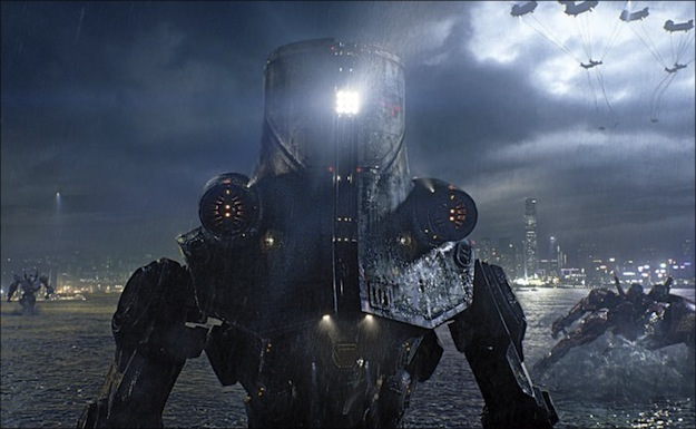 Images From Pacific Rim