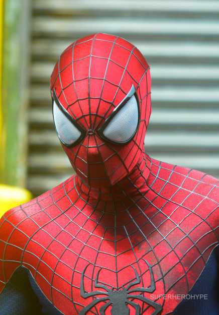 New Amazing Spiderman 2 Set Video