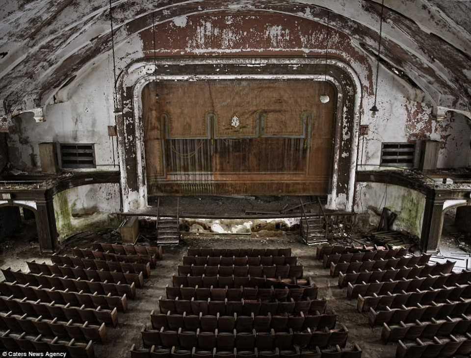 abandoned america photography