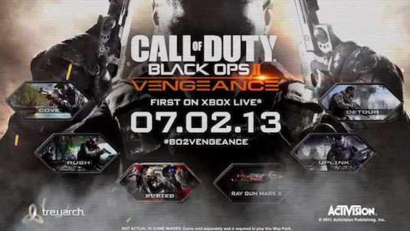 Call of Duty: Black Ops 2 – Vengeance