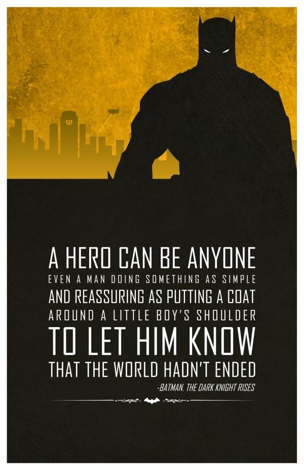 Heroic Words of Wisdom