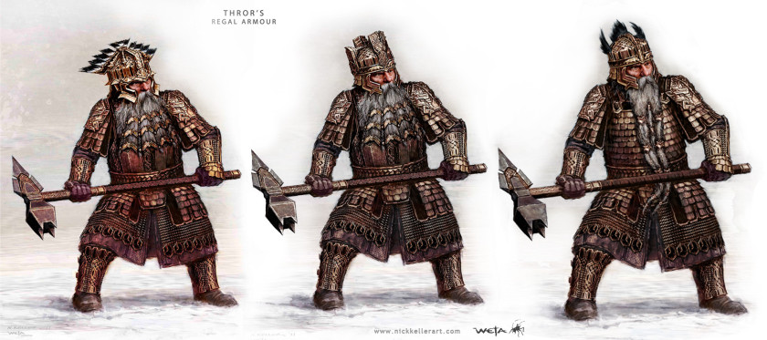 Concept Art for The Hobbit