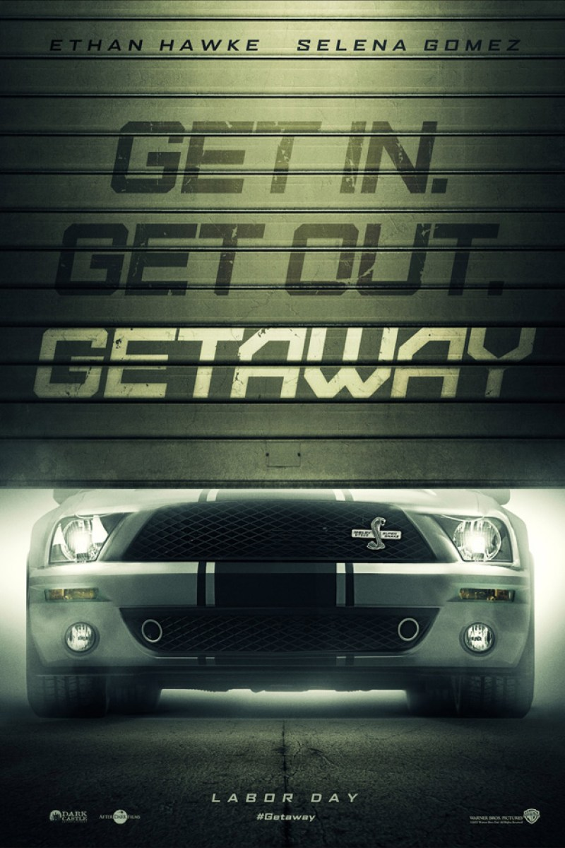 Poster for Getaway