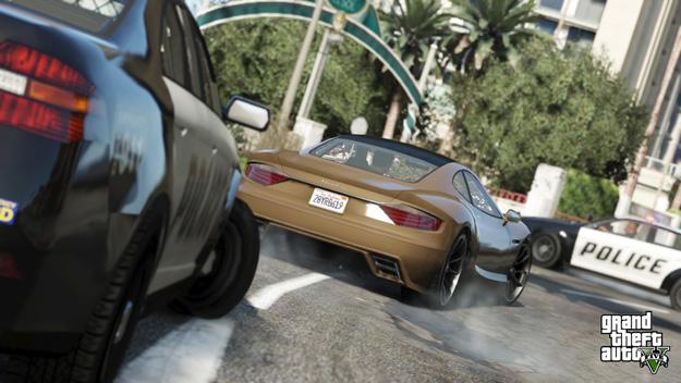 New GTA 5 Screens