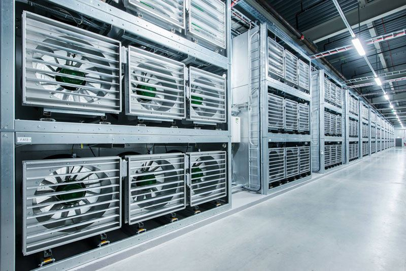 Facebook's Data Center