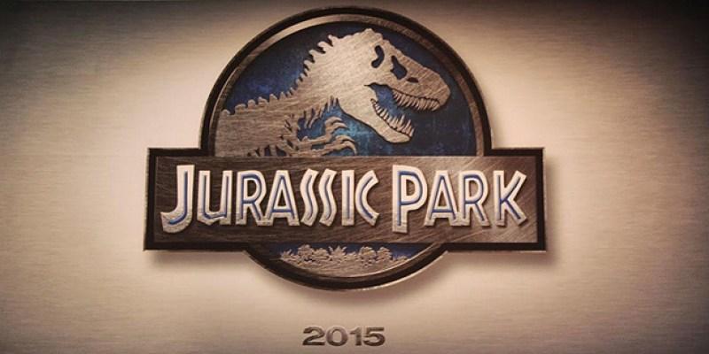 Jurassic Park 4 New Logo