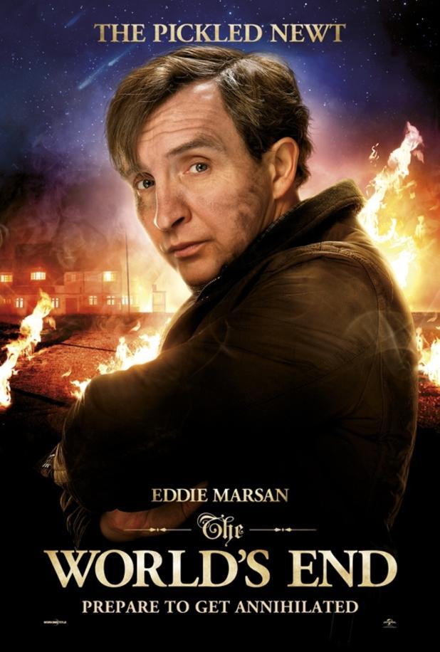Eddie Marsan THIS IS THE END