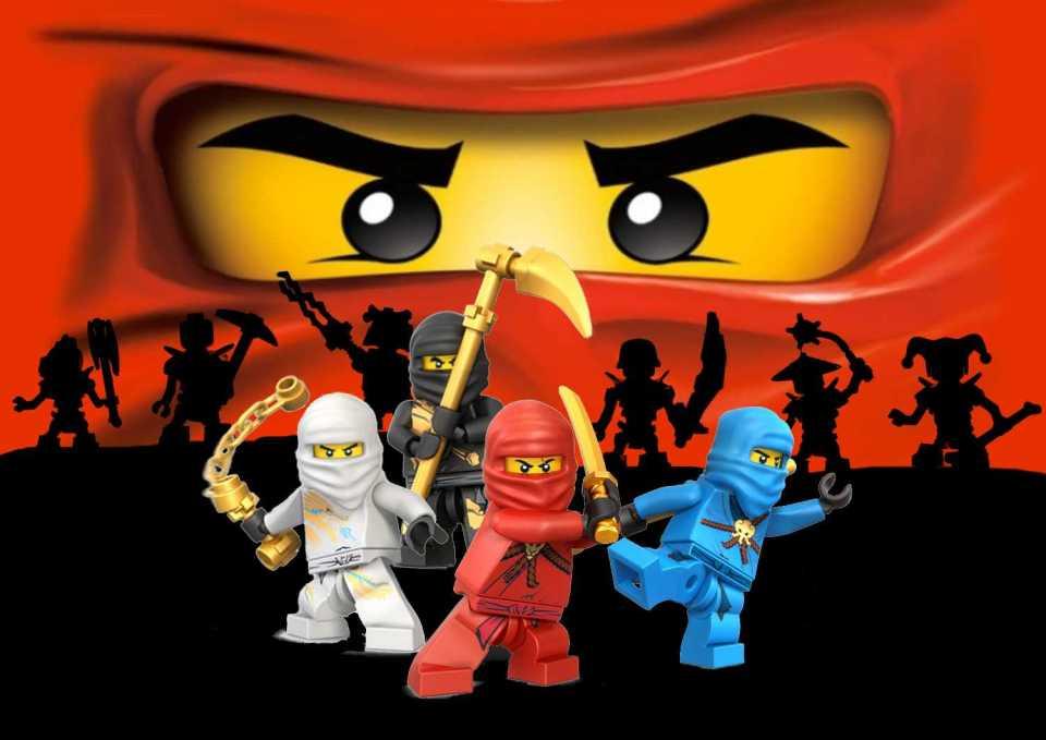 NINJAGO LEGO Movie