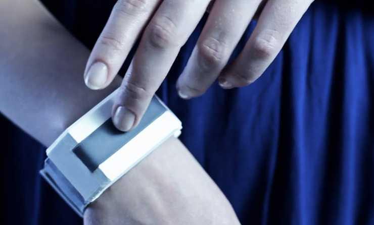 New Sensor Bracelet