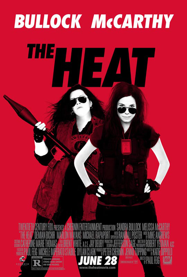 The heat sandra bullock