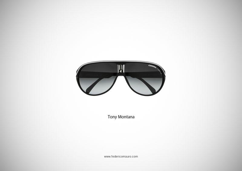 Tony Montana glasses