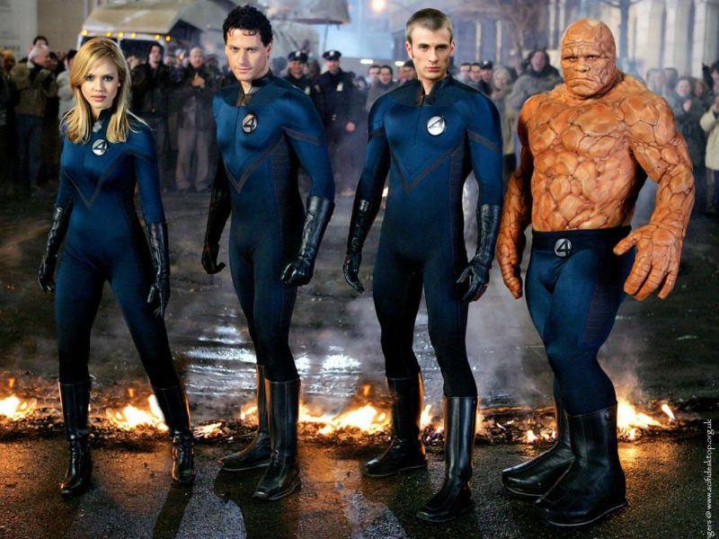 Fantastic Four Reboot Wallpaper
