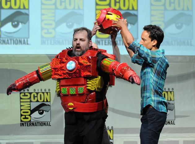 Comic Con 2013