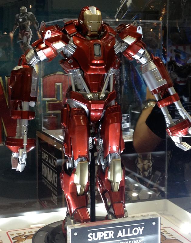 iron man comic con 2013