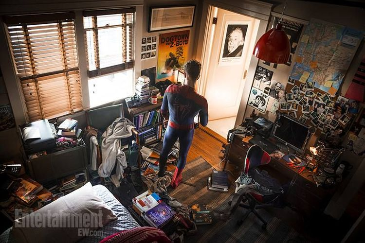 THE AMAZING SPIDER-MAN 2 Official Photos