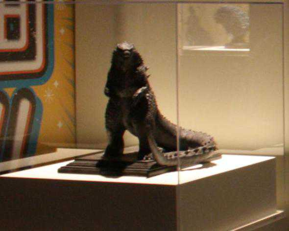 Concept Art For Godzilla
