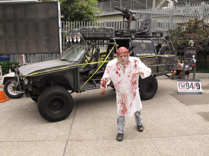 Geek Vehicles from San Diego Comic-Con