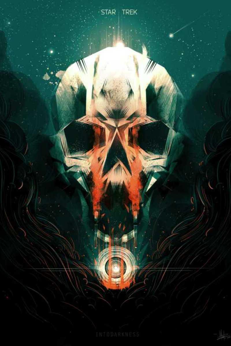 star trek into darkness fan art