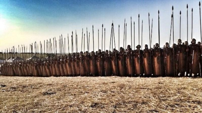 Hercules Thracian Army
