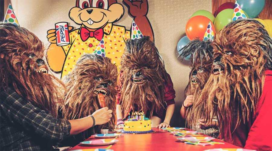 Real Life Wookiees