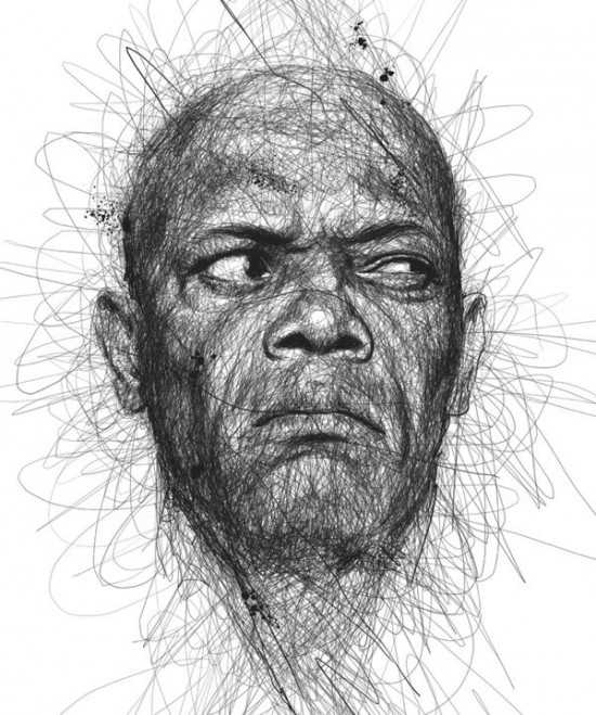 The Art Of Scribbling
