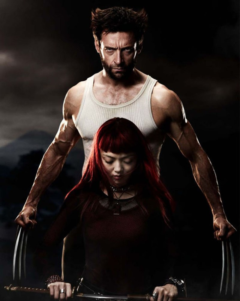 The Wolverine Character Posters